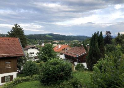 BV Waldeckersteig 2, Miesbach Ausblick