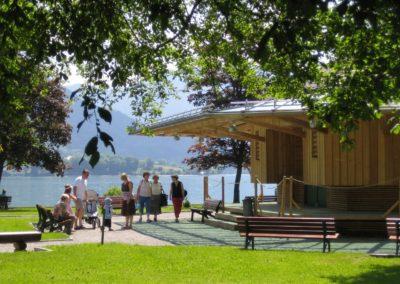 Musikpavillon/Aquadome