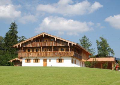 Ringsee, Bauernhäuser