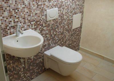 Oberhof, Toilette