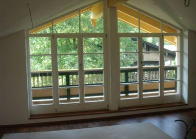 Oberhof, Fenster