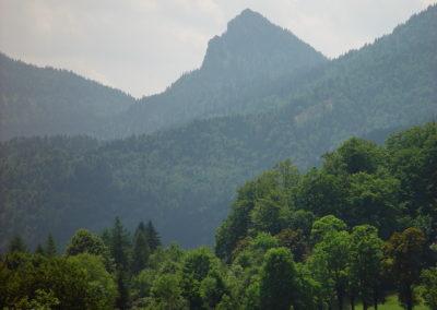 Oberhof, Bergsicht
